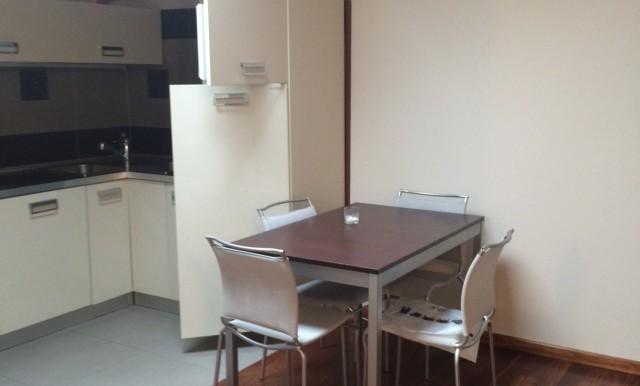 soggiorno con angolo cottura moderno ~ idee per il design della casa - Soggiorno Piccolo Con Angolo Cottura