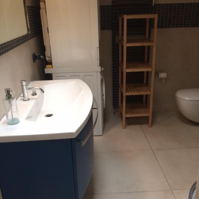 5 bagno con lavatrice e asciugatrice affitto ok - Bagno con lavatrice ...