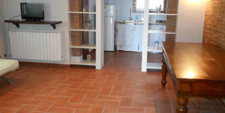 Soggiorno Angolo: Soggiorno classico ad angolo con camino ...