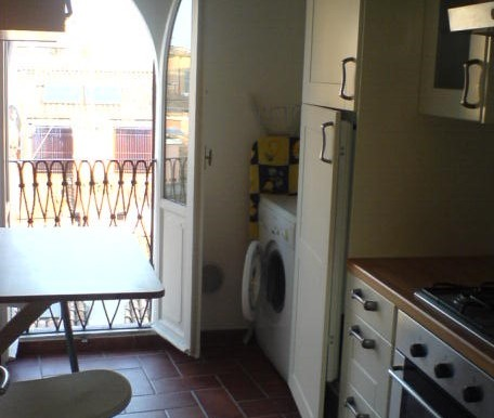 1 - cucina abitabile x 2